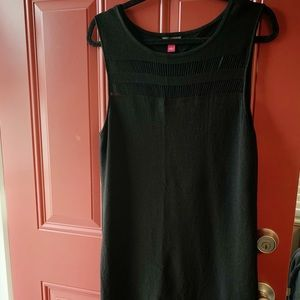 Black sleeveless Tunic from Vince Camuto